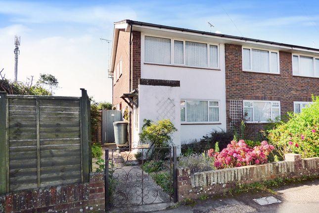 Thumbnail Flat for sale in Langbury Lane, Ferring, Worthing