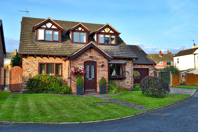 Thumbnail Detached house for sale in Appleton Close, Congleton