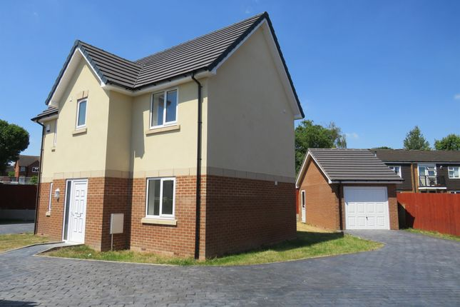 Thumbnail Detached house for sale in Stonehouse Crescent, Wednesbury