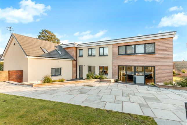 Thumbnail Detached house for sale in Station Avenue, Haddington, East Lothian