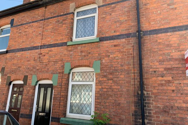 Thumbnail Town house to rent in Alfred Street, Tamworth
