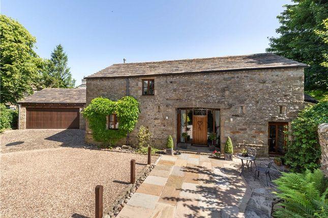 Thumbnail Barn conversion for sale in Hartley Barn, Maypole Green, Long Preston, Skipton