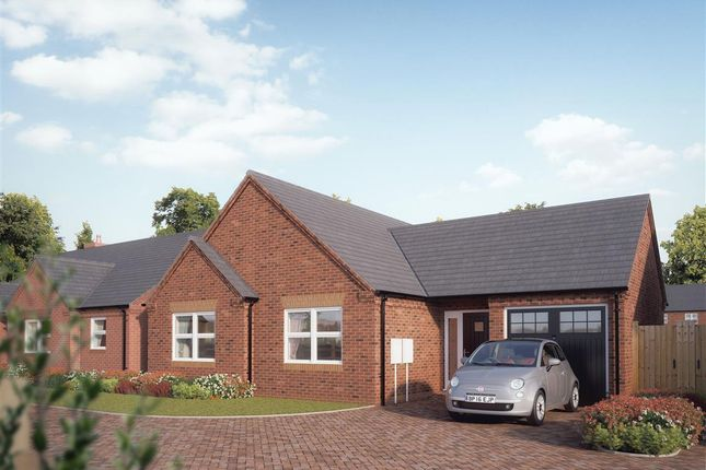 Thumbnail Detached bungalow for sale in Swithins Wood, Lower Quinton, Stratford Upon Avon