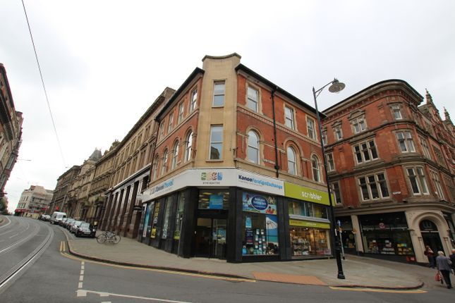 Thumbnail Flat to rent in Bottle Lane, Nottingham