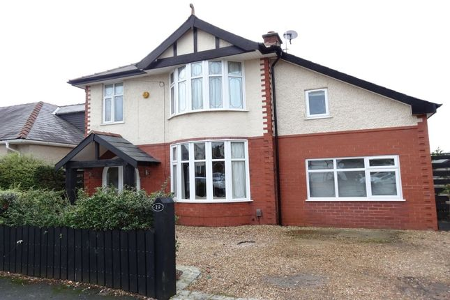 Thumbnail Detached house to rent in Queens Drive, Fulwood, Preston