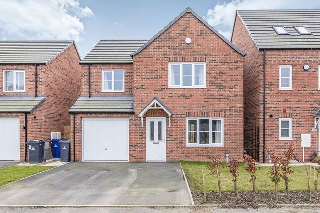 Thumbnail Detached house for sale in Cammidge Way, Bessacarr, Doncaster