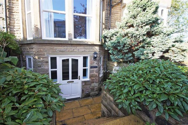 Thumbnail Flat to rent in West Grove Road, Harrogate, North Yorkshire