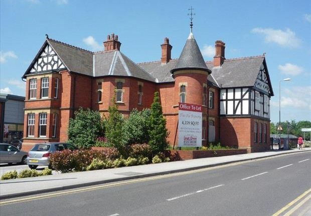 Thumbnail Office to let in The Old Brewery, Central Retail Park, Wrexham