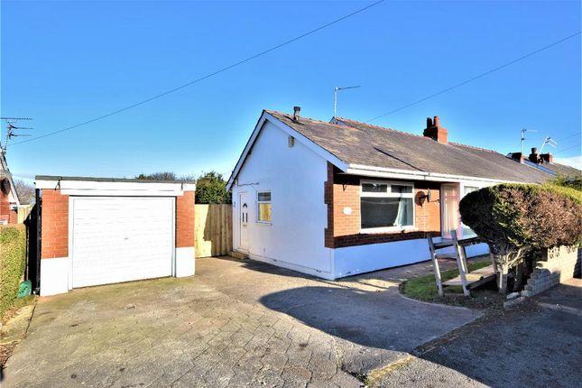 Thumbnail Semi-detached bungalow for sale in Westfield Avenue, Blackpool, Lancashire