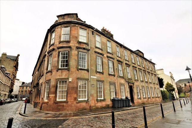 External of Forbes Place, Paisley PA1