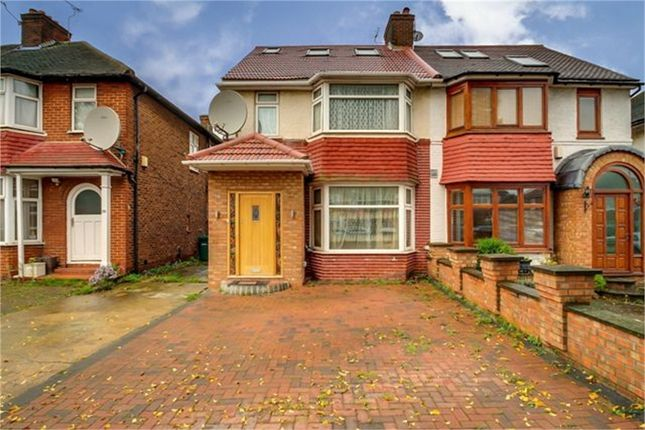 Thumbnail Semi-detached house for sale in Pennine Drive, London