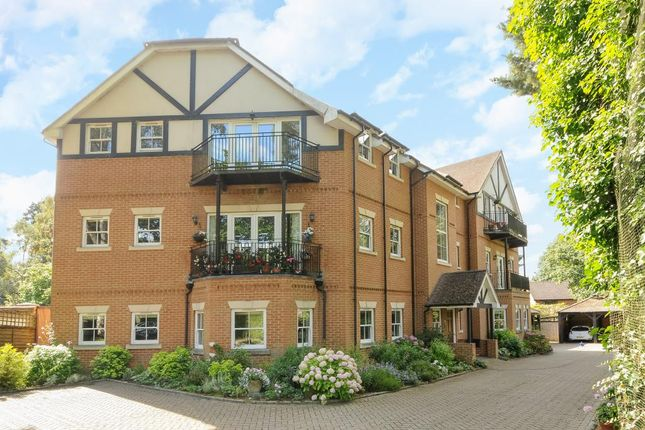 Thumbnail Flat to rent in Springfield Road, Camberley