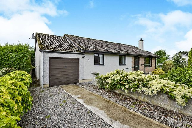 Thumbnail Bungalow for sale in Wyvis Crescent, Conon Bridge, Dingwall