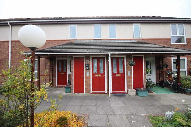 Thumbnail Flat for sale in Elsinore Close, Fleetwood