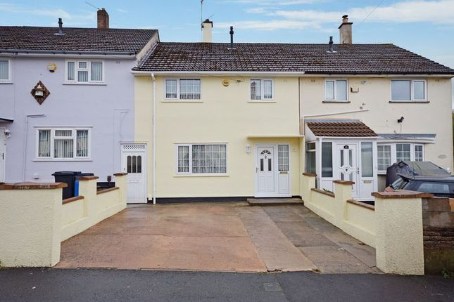 Thumbnail Terraced house for sale in Crosscombe Drive, Bristol