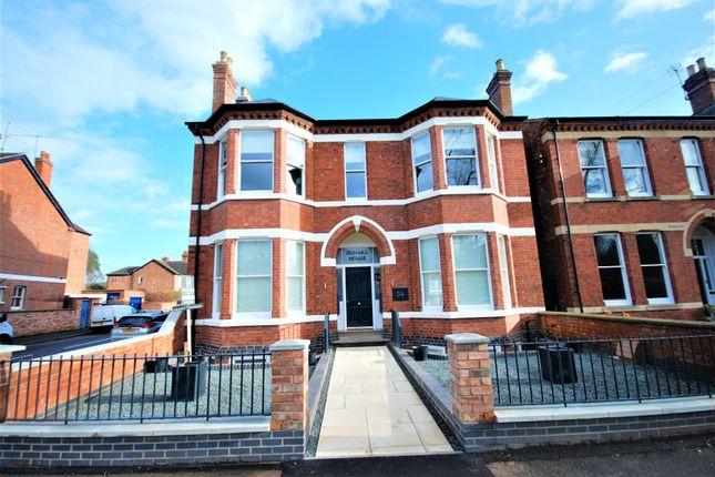 2 bed flat to rent in Dunara House, 34 Lillington Road, Leamington Spa, Warwickshire CV32