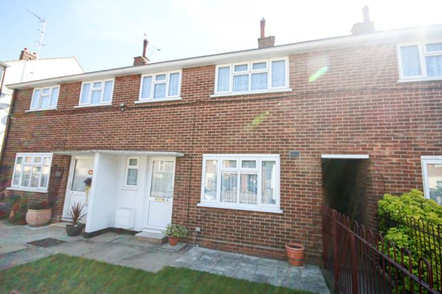 Thumbnail Terraced house to rent in Middlegate, Great Yarmouth