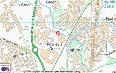 Thumbnail Commercial property to let in Unit 7/8, Rowleys Green Road, Coventry, West Midlands