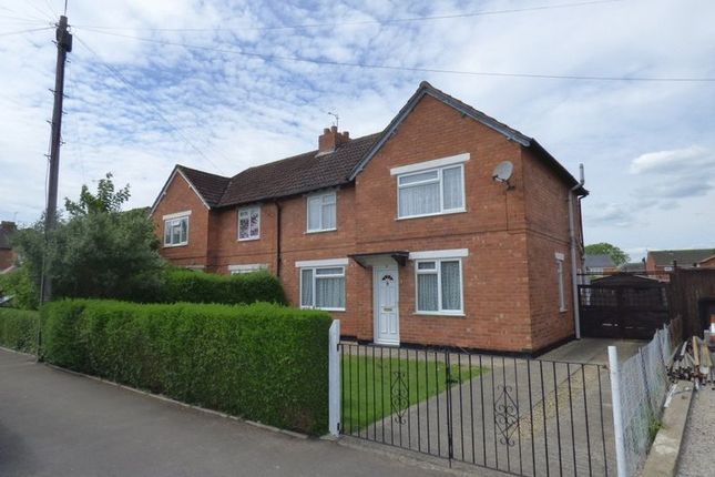 Thumbnail 3 bedroom semi-detached house for sale in Bowly Road, Linden, Gloucester