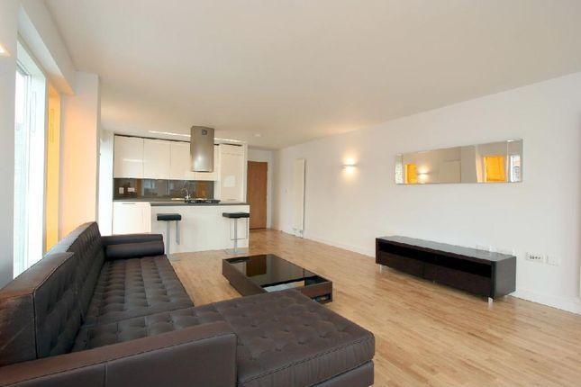 Thumbnail Flat to rent in Leeke Street, London