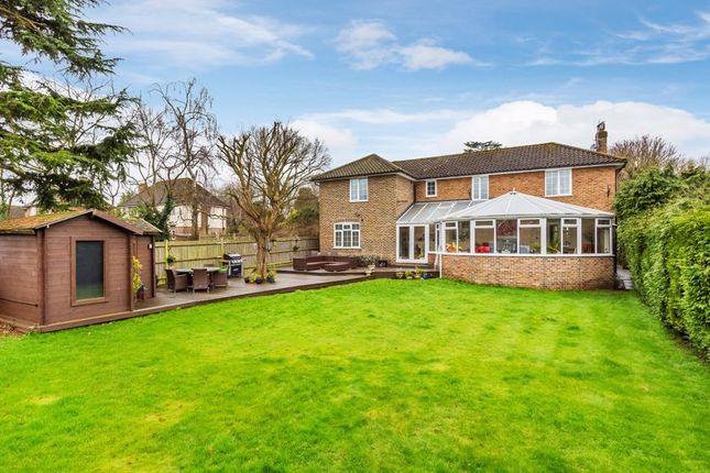 Thumbnail Detached house for sale in Farm Lane, Ashtead