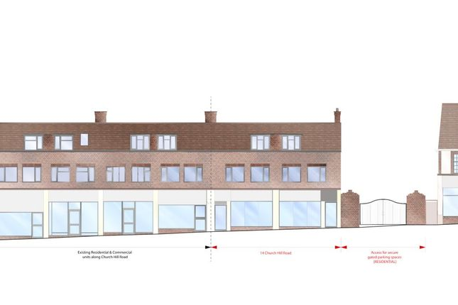 Thumbnail Office to let in Church Hill Road, Barnet