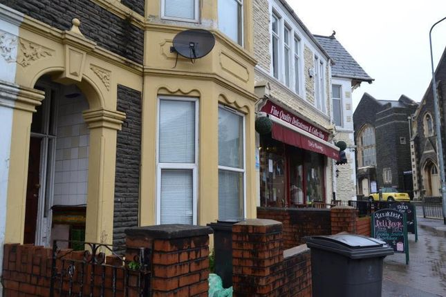 Thumbnail Terraced house for sale in Mackintosh Place, Cardiff