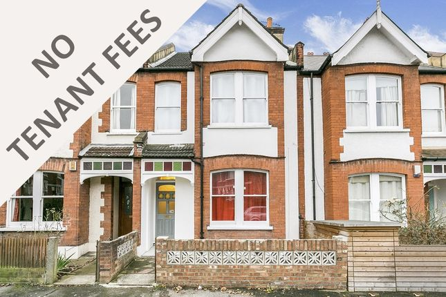 Thumbnail Terraced house to rent in Playfield Crescent, London
