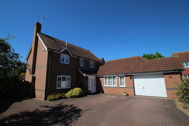 4 bed detached house for sale in The Lloyds, Grange Farm, Kesgrave, Ipswich