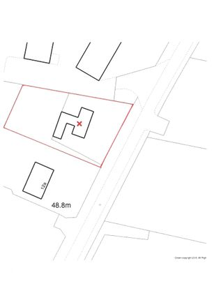 Thumbnail Land for sale in Mill Hill, Potton Road, Gamlingay, Sandy