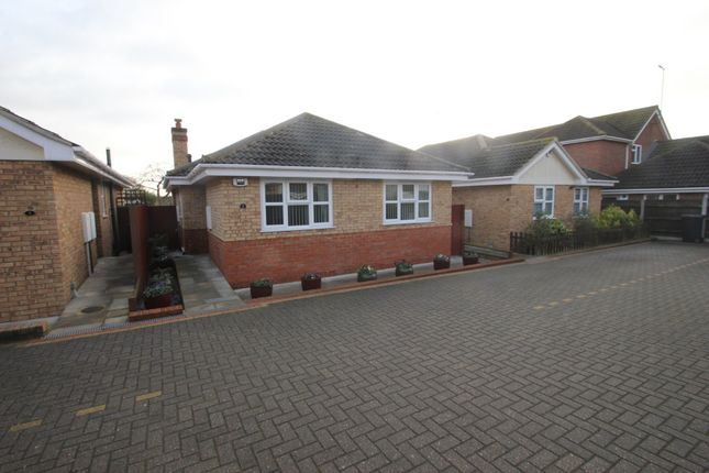 Thumbnail Detached bungalow for sale in Jasmine Court, Plumberow Avenue, Hockley