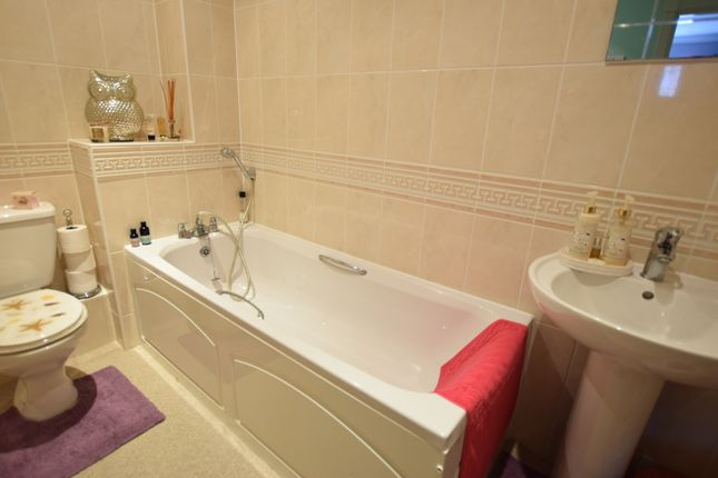 Bathroom of Pacific Heights South, Eastbourne BN23