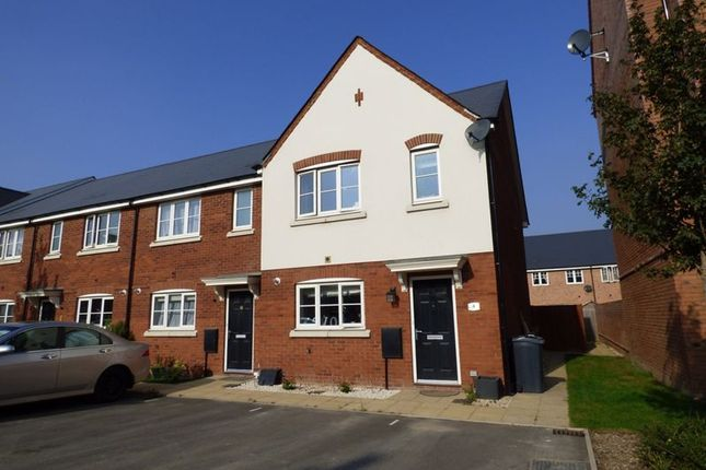 Thumbnail End terrace house for sale in Emery Avenue, Gloucester