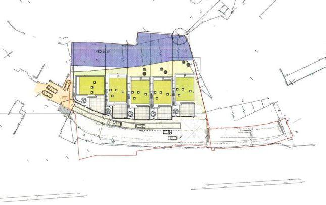 Thumbnail Land for sale in Castle Street, Skewen
