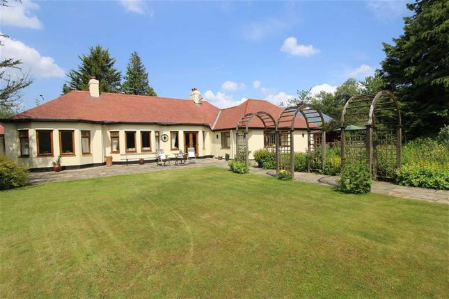 Thumbnail Detached bungalow for sale in Woodplumpton Lane, Broughton, Preston