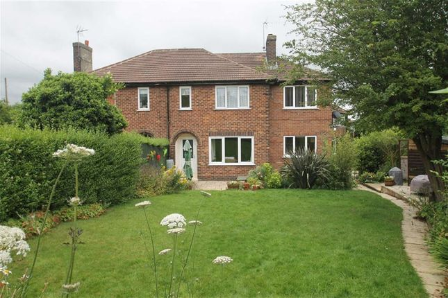 Thumbnail Semi-detached house for sale in Greenfields Road, Harrogate, North Yorkshire