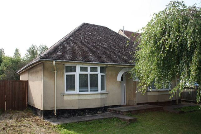 Thumbnail Bungalow to rent in Water Eaton Lane, Gosford, Kidlington