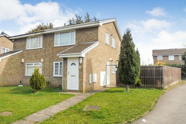 Thumbnail Flat for sale in Hood Drive, South Bank, Middlesbrough, North Yorkshire
