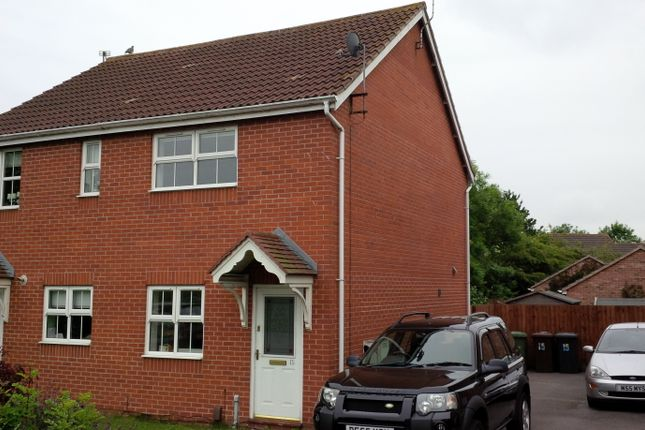 2 bed semi-detached house to rent in Mitchell Drive, Lincoln