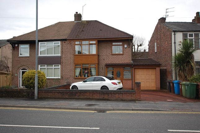 Thumbnail Semi-detached house for sale in Ashton Road East, Failsworth, Manchester