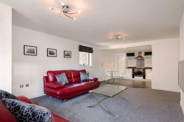 Thumbnail Flat to rent in Dixons Yard, York