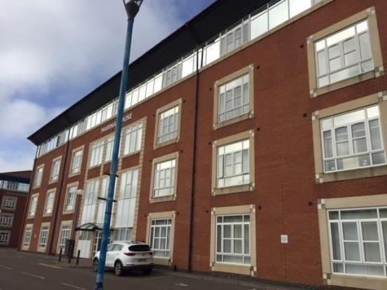 1 bedroom flat to rent in Harbour Walk, Hartlepool