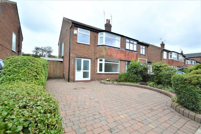 3 bed semi-detached house to rent in Clarendon Road, Sale M33
