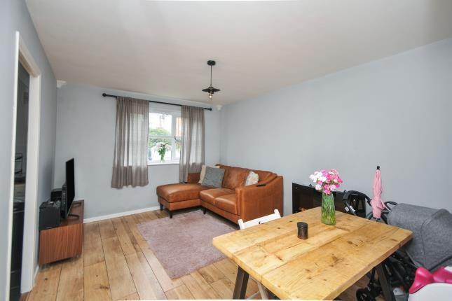 Reception Room of Bryce House, John Williams Close, London SE14