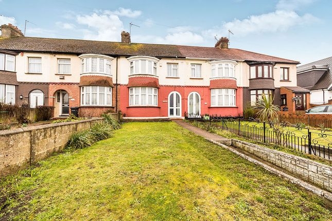 Thumbnail Terraced house to rent in Rochester Road, Gravesend