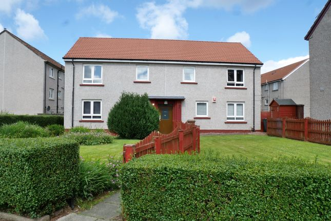 Thumbnail Flat for sale in Aurs Crescent, Barrhead