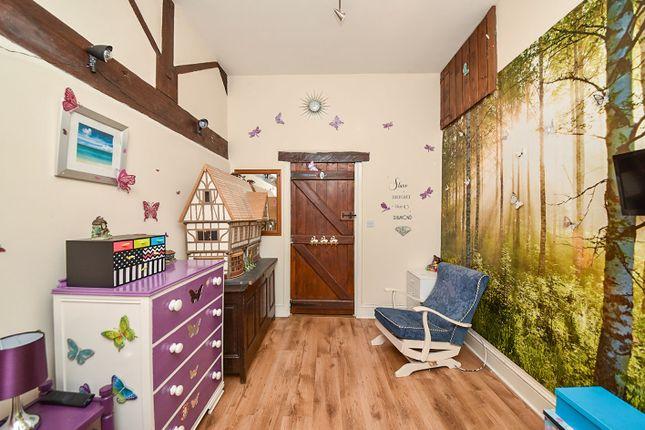 Bedroom Two: of Uttoxeter Road, Foston DE65