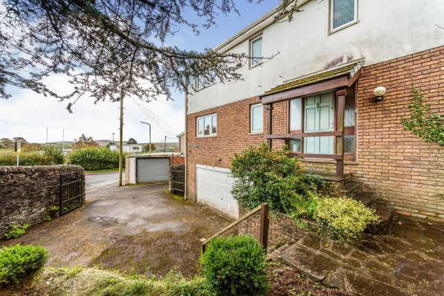 Thumbnail Detached house for sale in St Illtyds Road, Church Village, Pontypridd