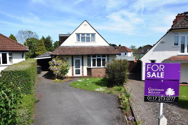 Thumbnail Detached bungalow for sale in Haytor Park, Bristol