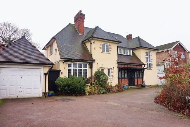 Thumbnail Detached house to rent in Hagley Road West, Harborne